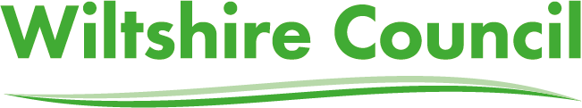 logo for wiltshire council