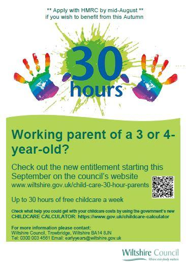 Direct Energy Pay As You Go >> Childcare - Work Wiltshire