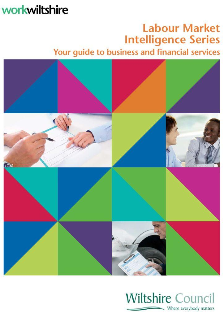thumbnail of Business and financial services 2017