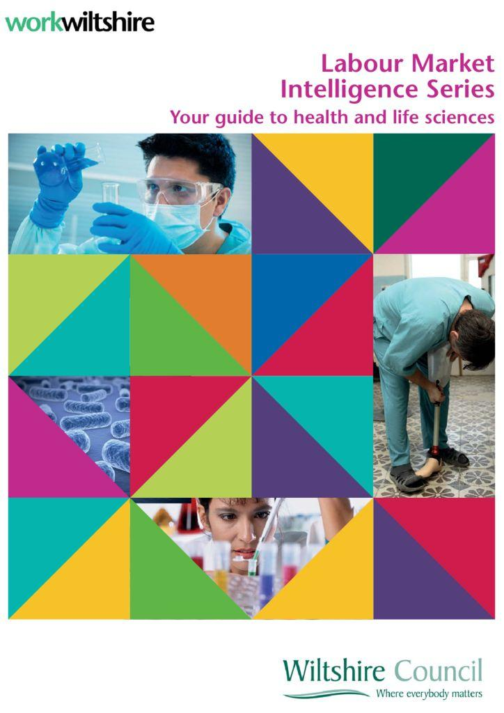 thumbnail of Health and Life Sciences 2017