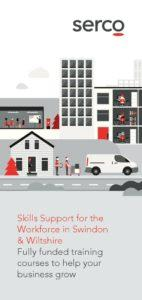 thumbnail of Skills for the Workforce SERCO Leaflets