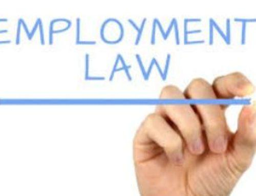 Employment law changes