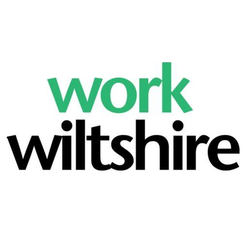 The work Wiltshire logo