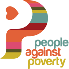 People Against Poverty charity logo