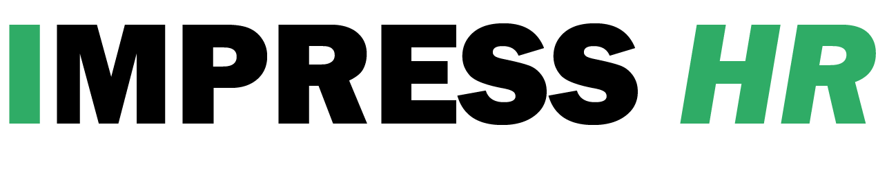logo for Impress HR
