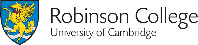 Logo for Robinson College University of Cambridge