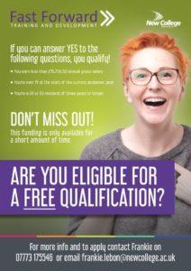 thumbnail of Free NVQs leaflet 2018_r4