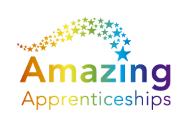 Amazing Apprenticeships colourful logo