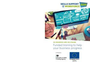 thumbnail of Skills Support for the Workforce A5 (Swindon Wiltshire) V4