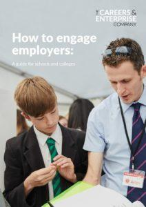 thumbnail of Careers & Enterprise Company – Engage Employers (for Schools) PDF