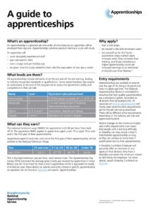 thumbnail of Guide-to-Apprenticeships-260219-LR