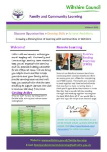 thumbnail of FaCL Newsletter 1 30.3.20