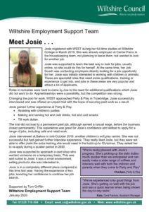 thumbnail of 62 Josephine Bennett Case Study WEST Employment 27.02.20