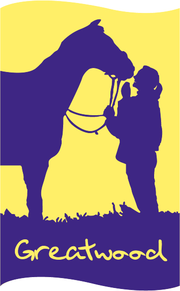 Greatwood Racehorse Charity logo