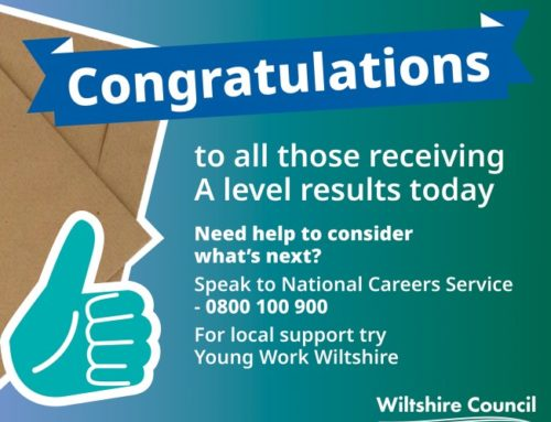 Wiltshire students praised for determination and hard work in extraordinary times on results day