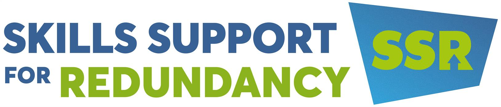 Skills Support for Redundancy programme logo