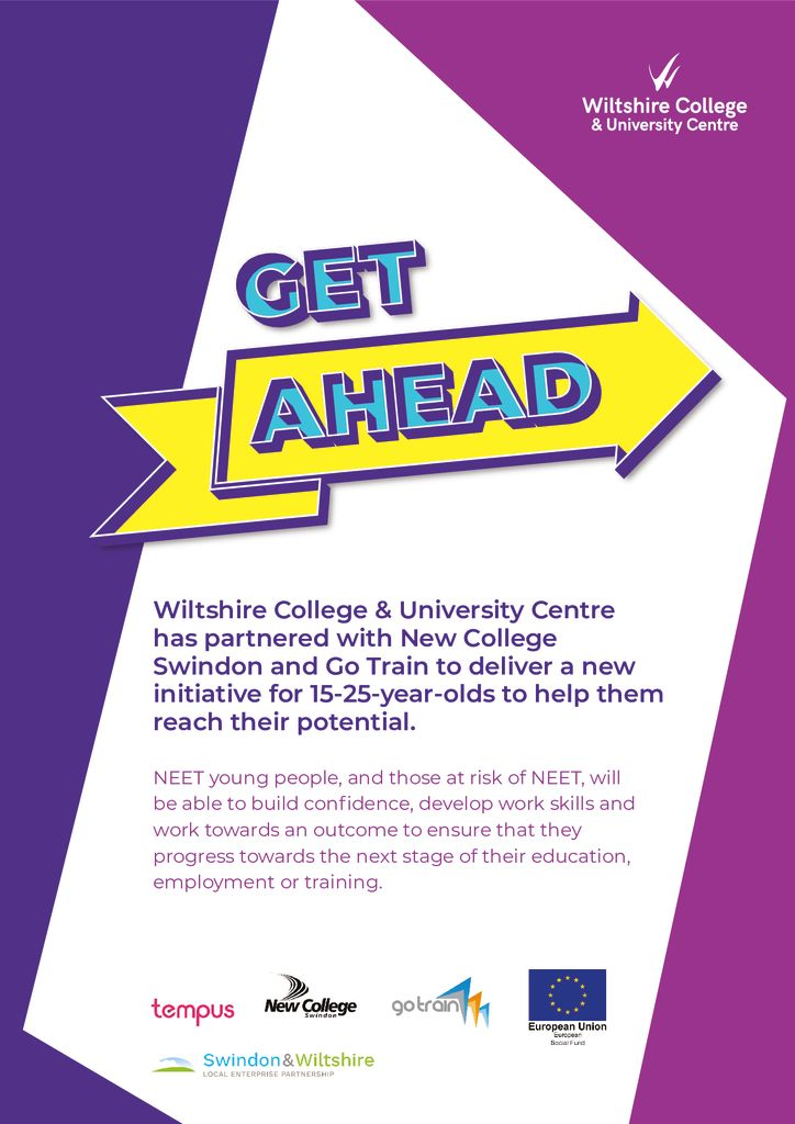 thumbnail of Get Ahead Leaflet