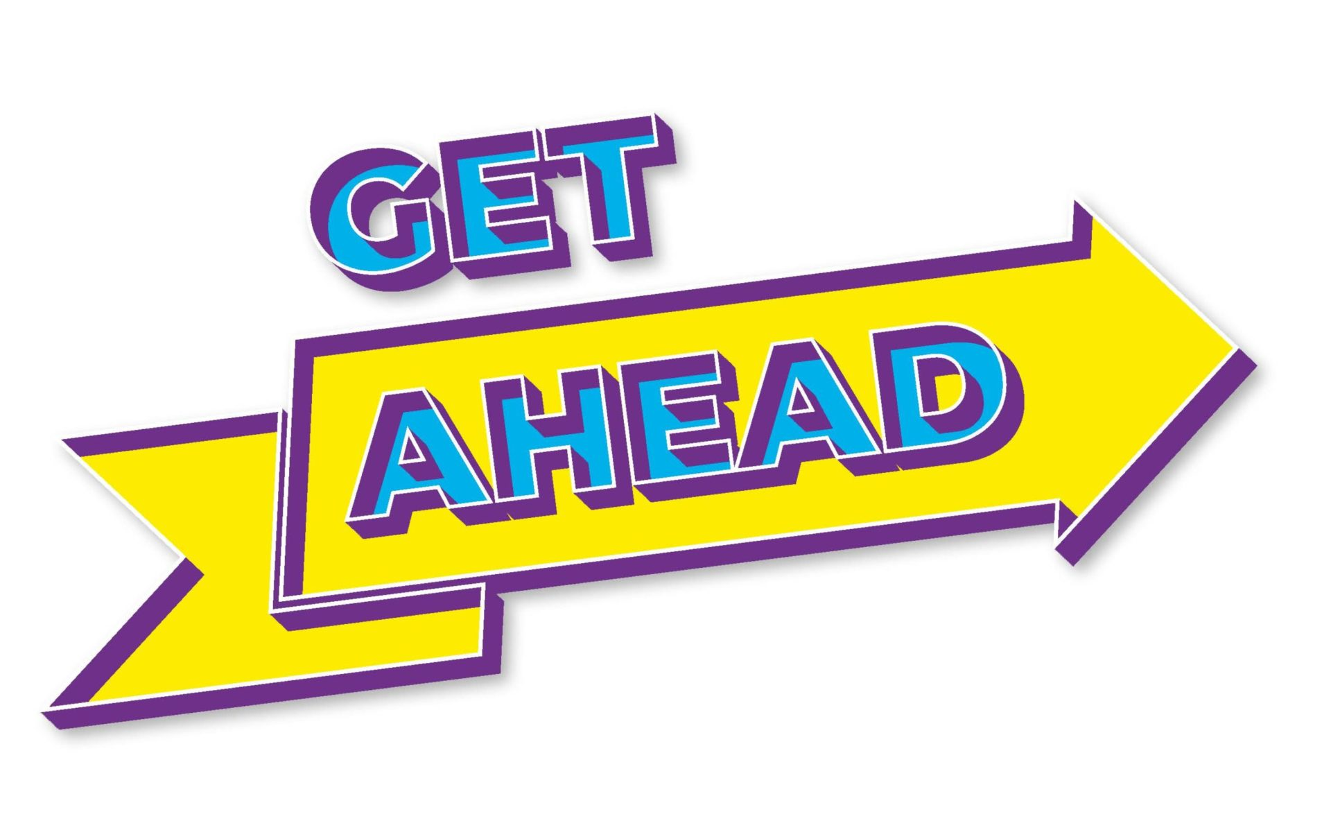 Get Ahead programme logo