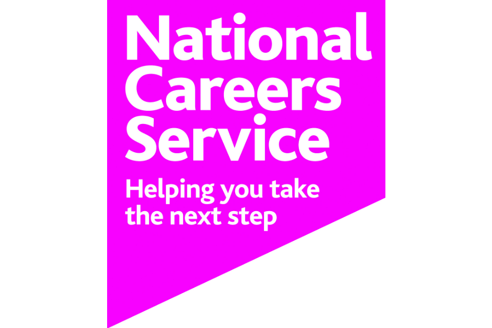 National Careers Service can help you take the next step