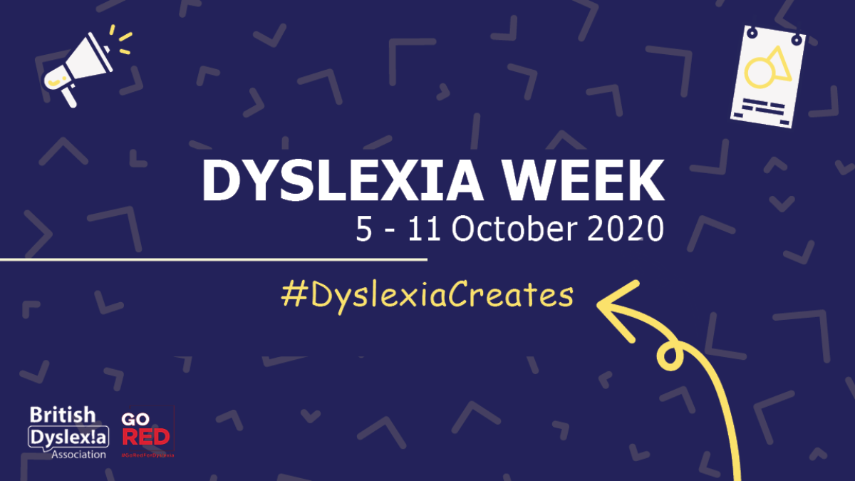 Dyslexia Awareness Week Image