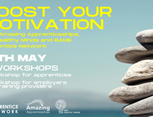 Boost your motivation workshops by Amazing Apprenticeships