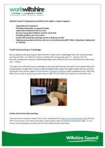 thumbnail of Employment & Skills Newsletter 1