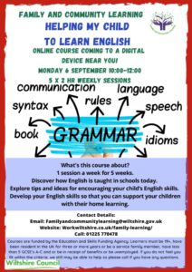 thumbnail of FaCL Helping My Child Learn English 1